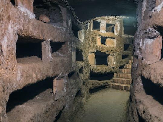 Катакомбы Рима малых группах ночные экскурсии