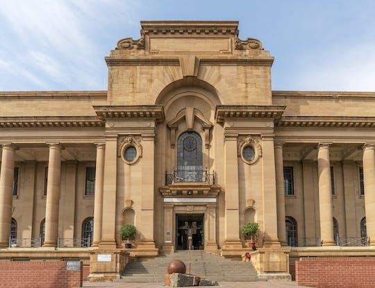 Полный день Претории, Соуэто и апартеида музей экскурсии из Йоханнесбурга