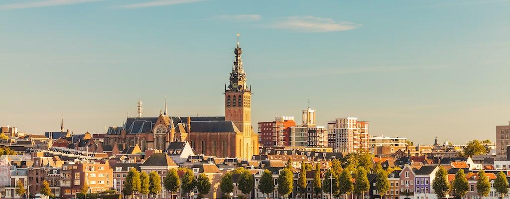 Caminhe e explore Nijmegen com uma trilha autoguiada da cidade