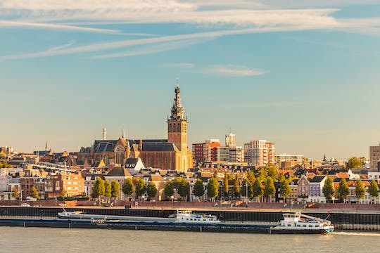 Walk and explore Nijmegen with a self-guided city trail