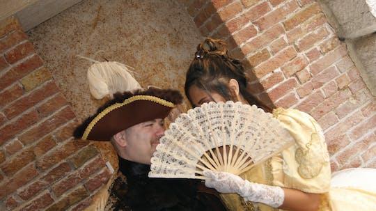 Венецианская фотосессия мечты
