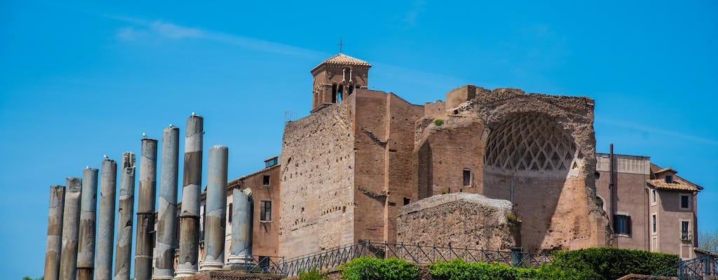 Tour per piccoli gruppi di Domus Aurea e Colosseo con realtà virtuale