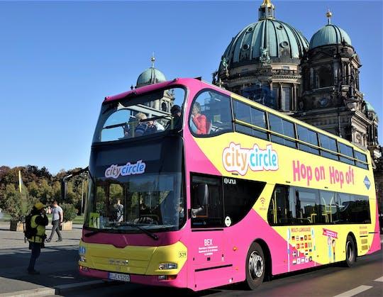 Wycieczka Big Tic Hop-On Hop-Off w Berlinie