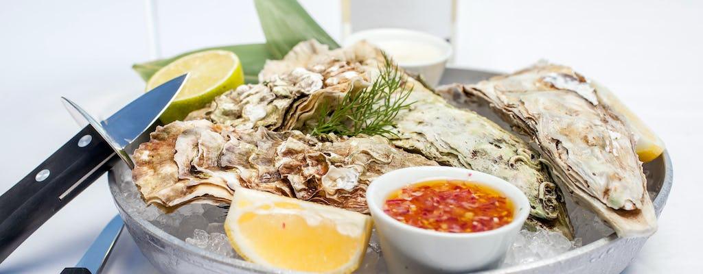 Tour privado de degustación de ostras y vinos desde Sète