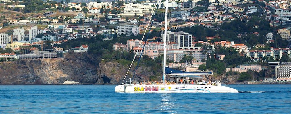 Tour de cata de vinos de Madeira y avistamiento de delfines