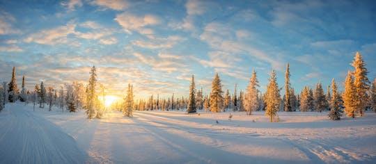 Arctische landschap fotografische en historische tour