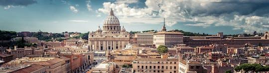Visita exclusiva por Roma y los Museos Vaticanos con conductor privado
