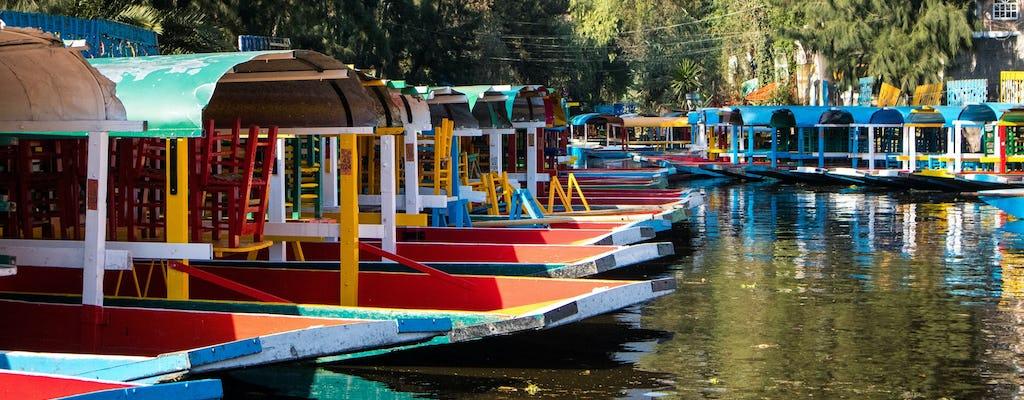 Tour guidato di Xochimilco, Coyoacán e Frida Kahlo