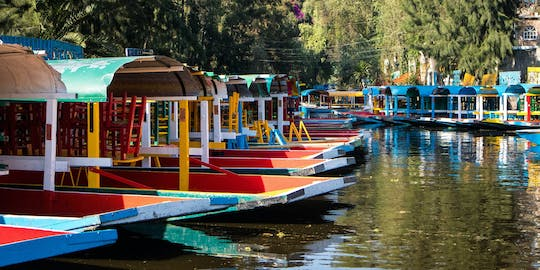 Xochimilco, Coyoacán and Frida Kahlo guided tour