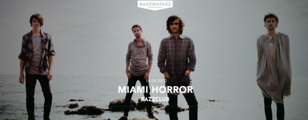 Razzclub W- Miami Horror