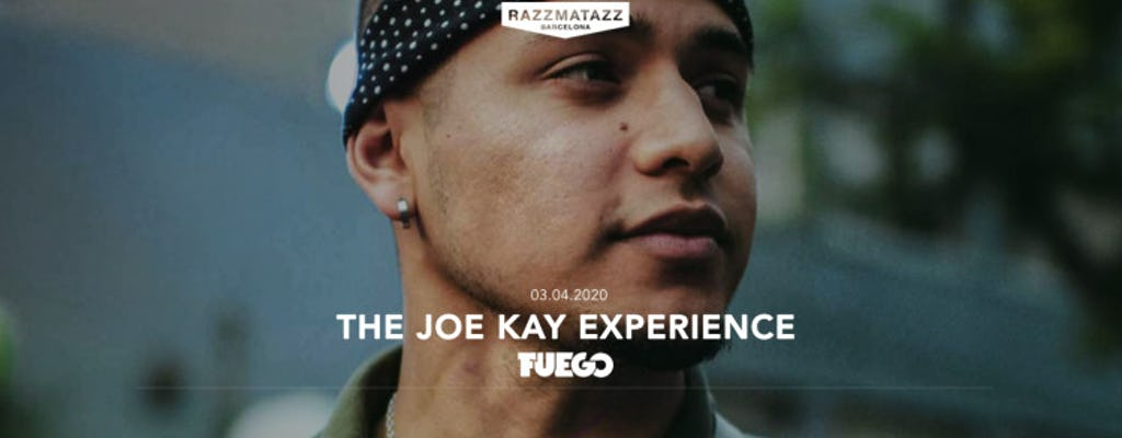 Razzclub & Fuego W- The Joe Kay Experience - A Special 4 Hour Set