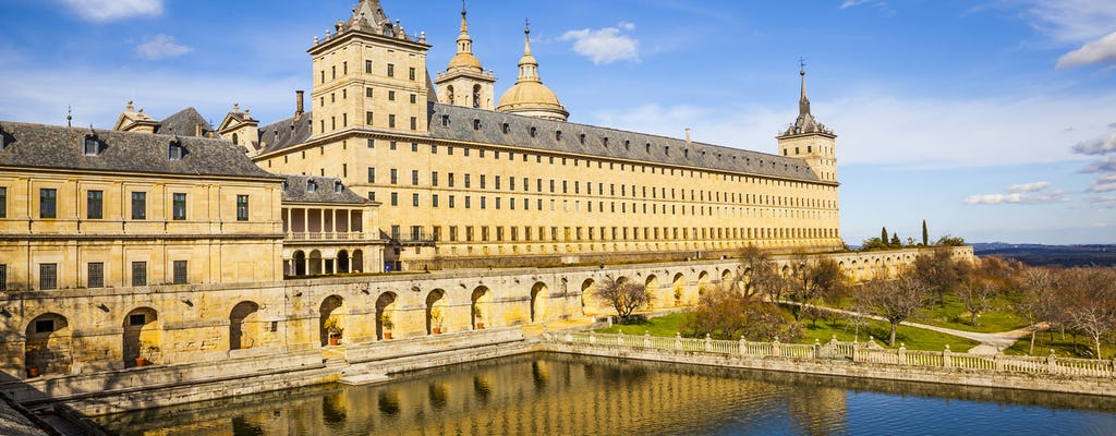 Монастырь Эль Эскориал полудневная экскурсия из Мадрида
