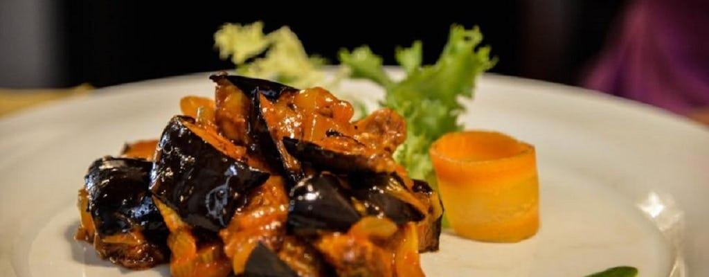 Palermo Traditionele eettocht