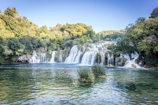 Privétour naar Nationaal Park Krka en watervallen
