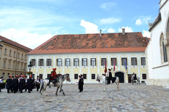Croatian food and wine tour in Zagreb