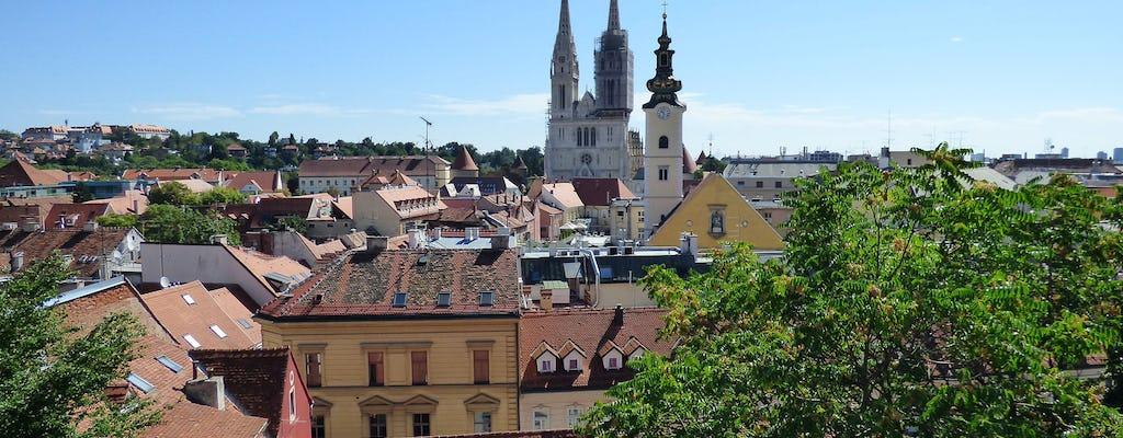 Пешеходная экскурсия в Загреб
