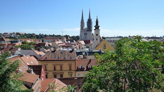 Rundgang durch Zagreb