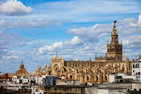 Seville Cathedral tickets with guided tour