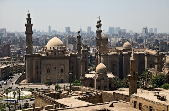 Full-day Coptic and Islamic Cairo tour with Al Azhar Mosque