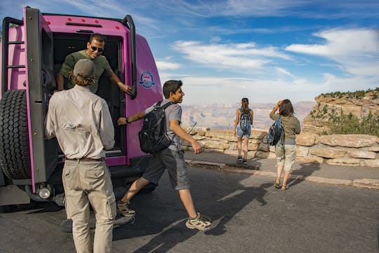 Tour South Rim do Parque Nacional do Grand Canyon