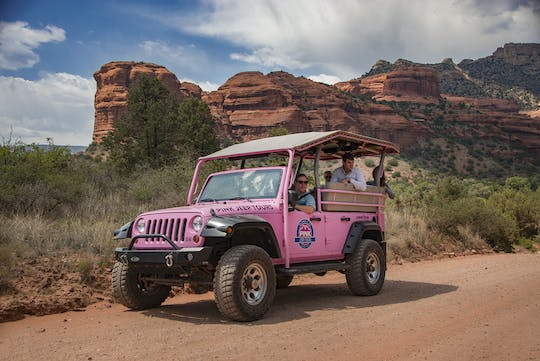 Ancient Ruins of Sedona Jeep tour