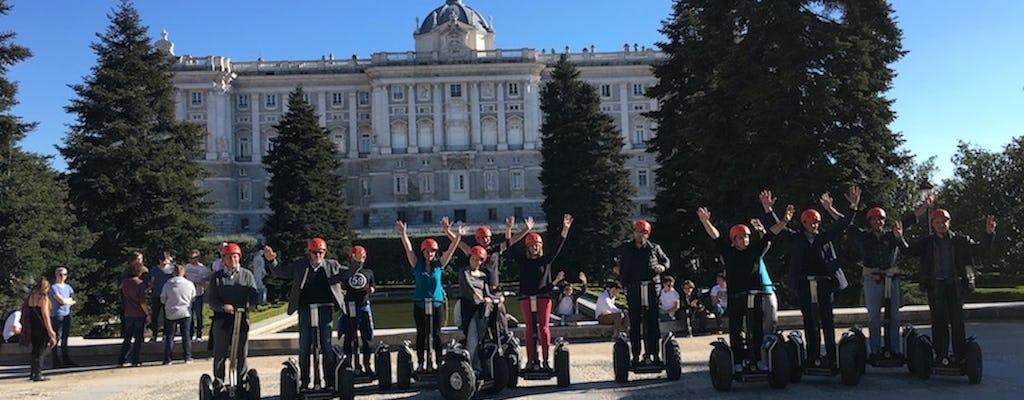 Madrid 3-hour Segcitytour