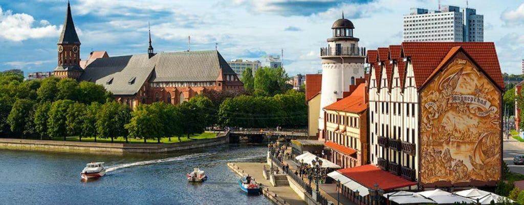 Visita turística guiada de Kaliningrado
