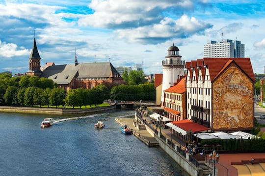 Kaliningrad guided sightseeing tour