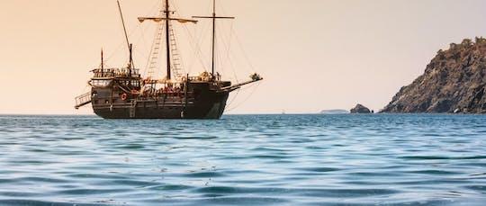 Piratenbootfahrt