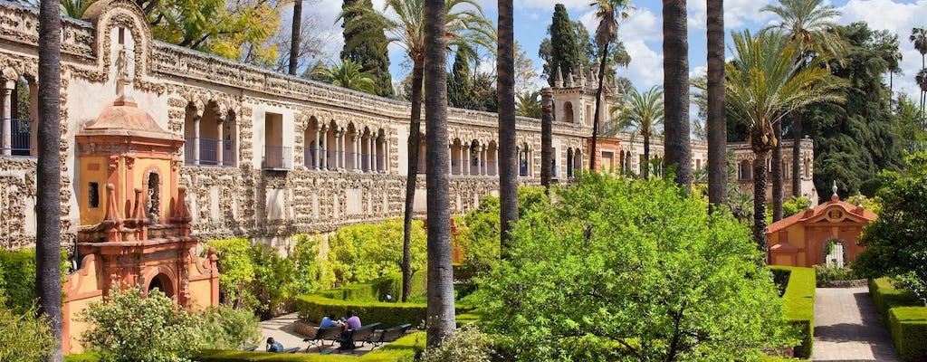 Visita guiada del Alcázar con entradas.