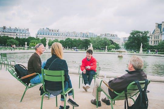 Весь день история и пищевой экскурсия по Парижу
