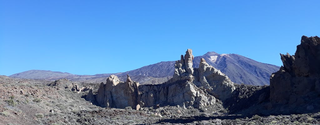 Day trip from Masca to Teide National Park