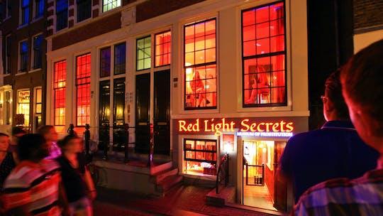 Ingresso para o Museu da Prostituição do Red Light Secrets