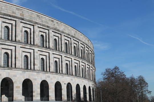 Visit of the Zeppelin Field in Nuremberg