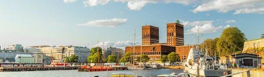 2-часовая обзорная экскурсия в Осло-фьорд