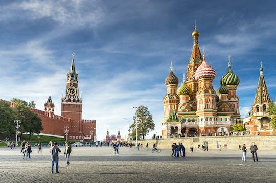 Biglietti per il Cremlino e l'Armeria di Mosca con tour introduttivo