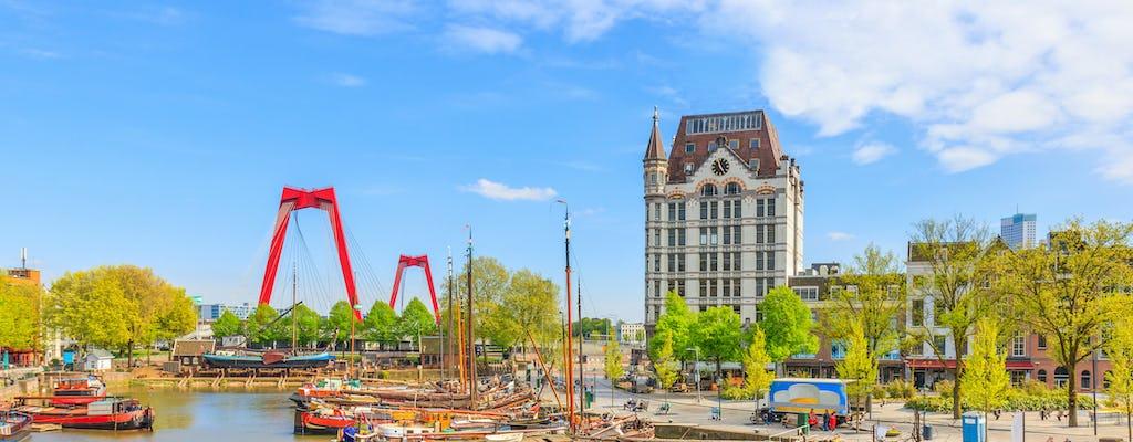 4-часовой Роттердам ХL частная велосипедный тур