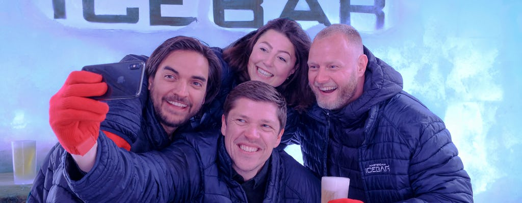 XtraCold Amsterdam Icebar fast track tickets