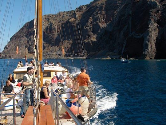 Madera - Delfiny i wieloryby