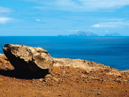 Bonita Desertas Inseln
