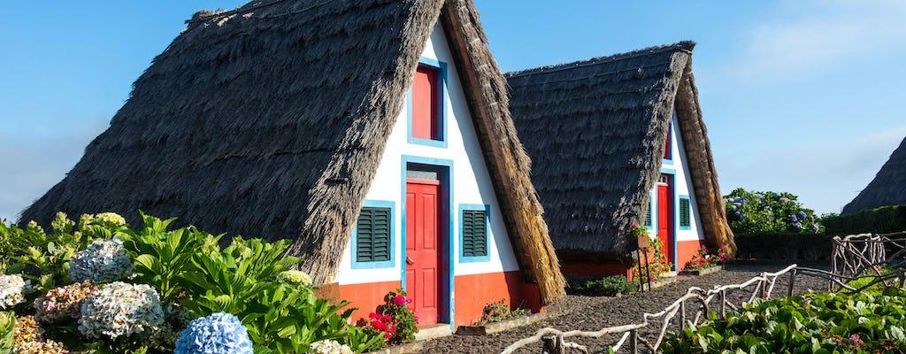 Excursie Betoverend Oost-Madeira