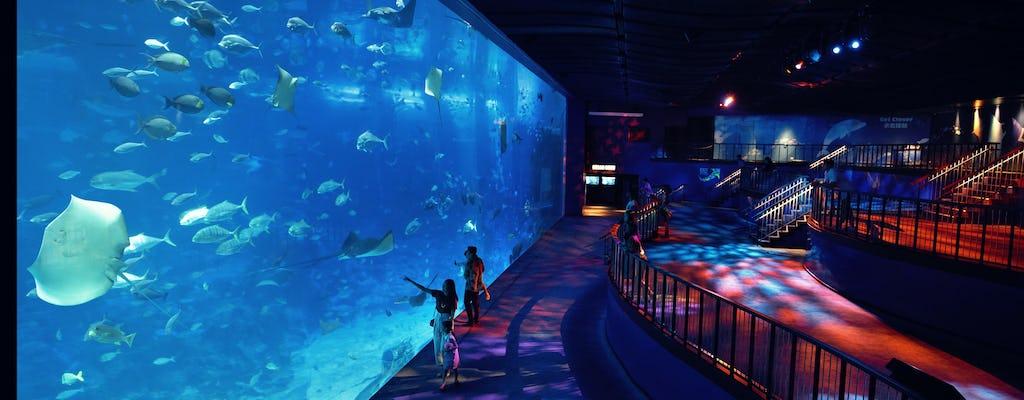 S.E.A. Aquarium™  admission tickets