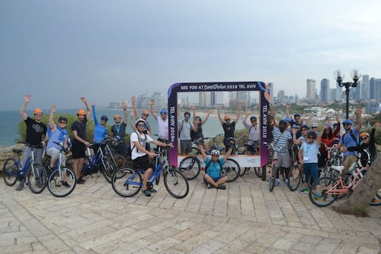Bike tour in Tel Aviv