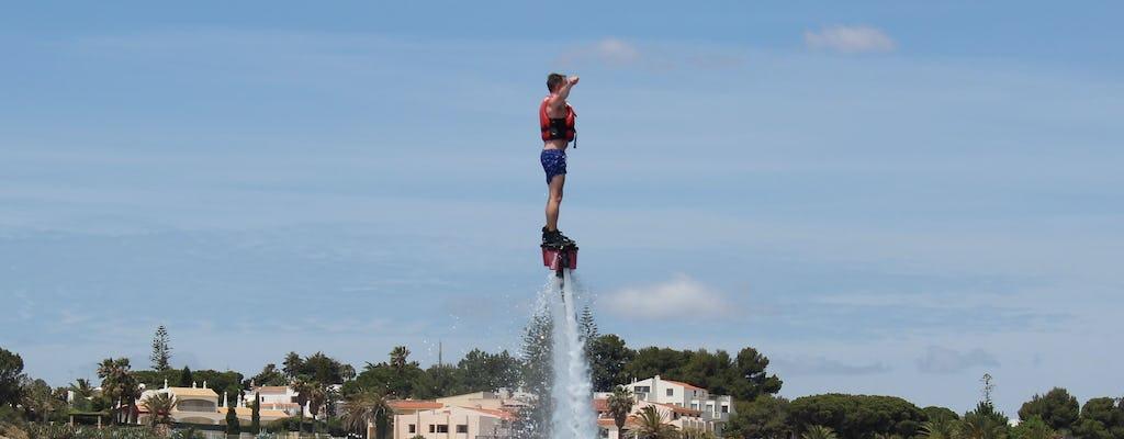 Flyboard-Erfahrung in Armação De Pêra
