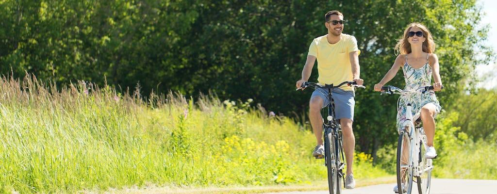 Passeio de bicicleta elétrica pelas vinícolas do Golfo de St Tropez