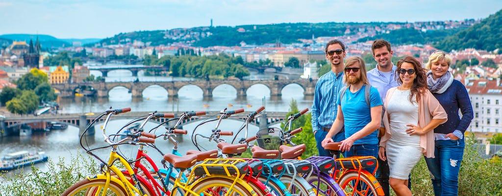Sette migliori viste del tour in bici elettrica di Praga
