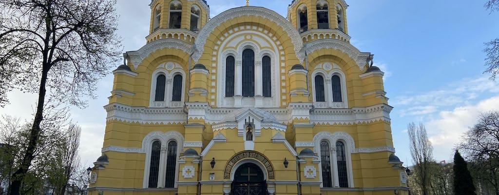 Private Stadtrundfahrt durch Kiew mit dem Auto