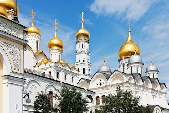 Trasa po Kremlu, Izbie Zbrojowni i Diamentowym Funduszu
