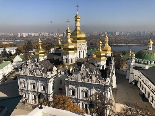 Privérondleiding door Pechersk Lavra in Kiev