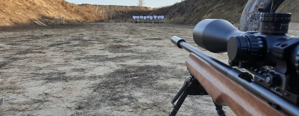 Private shooting tour in Kyiv